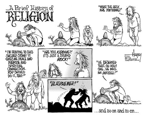 History of religion | Religion Poisons