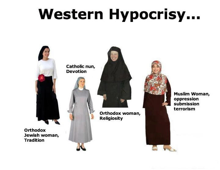 Lastest The Islamic Dress Code  Police Will Seize Women With Tigh